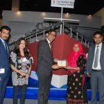 SSGC gets best corporate booth award