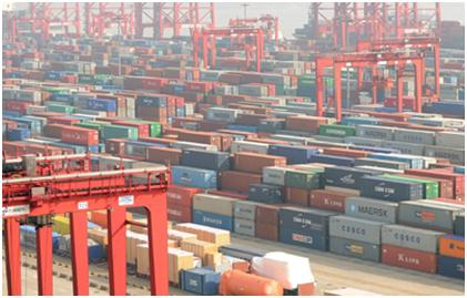 Karachi Port shows a record handling of 15 25% cargo during