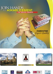 ASKARI CEMENT ADD