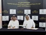 Etihad Aviation Group signs MoU with the H.H. Sheikh Sultan Bin Khalifa Al Nahyan Humanitarian and Scientific Foundation