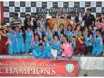 K-Electric's Girls Football League concludes in Karachi