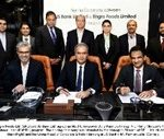 Engro Foods inks MOU with JS Bank to empower Dairy Farmers with financing facilities