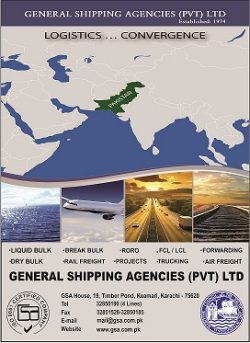 GENERAL SHIPPING AD