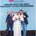 SUCCESS FOR ETIHAD AIRWAYS AT THE BUSINESS TRAVELLER MIDDLE EAST AWARDS