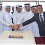 Etihad Airways Boeing 787 Dreamliner touches down in Riyadh